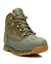 Girls - Euro Hiker Shell Toe Waterproof Boots