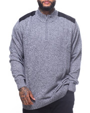 Men - Marled Mock Sweater (B&T)