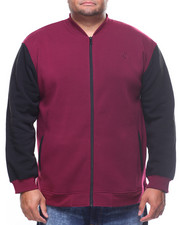 Men - Hanover Poly Fleece Jacket (B&T)