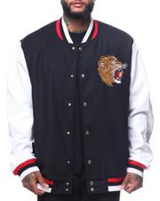 Sean John - Tiger Varsity Jacket (B&T)