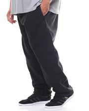 Akademiks - Barrow Zip Pocket Fleece Jogger (B&T)