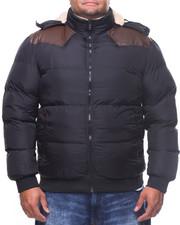 Light Jackets - Western Hooded Bubble Jacket (B&T)