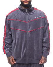 Champion - Velour Jacket (B&T)