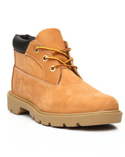 Girls - 3 Eye Chukka Wheat Boots