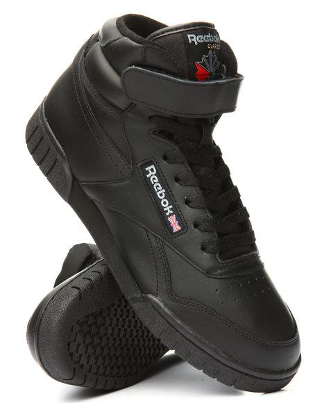 buy ex o fit high sneakers men 39 s footwear from reebok. Black Bedroom Furniture Sets. Home Design Ideas