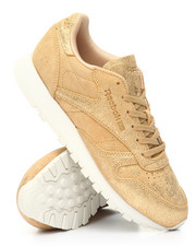 Reebok - Classic Leather Shimmer Sneakers