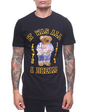 Shirts - IT WAS ALL A DREAM TEE