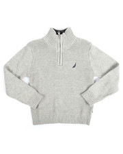 Nautica - Quarter Zip Sweater (4-7)