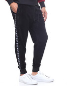 Velour Tapping Joggers
