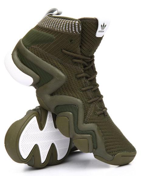 Adidas - Crazy 8 ADV Primeknit Sneakers