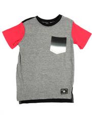 T-Shirts - Broken Arrow Pocket Knit Shirt (4-7)