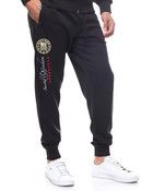 Poly Tricot Joggers