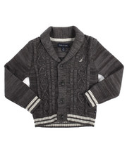 Nautica - Cardigan Sweater (2T-4T)
