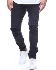 Global Movement Mens - Darkness Slim Jeans