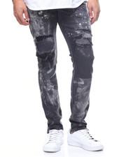 Global Movement Mens - The Cloud Burst Skinny Jean