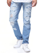 Buyers Picks - BLOWN OUT RIPPED JEANS