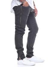 Global Movement Mens - Dusty Charcoal Slim Jean