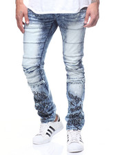 Jeans & Pants - Graffiti Moto Jeans-2164623