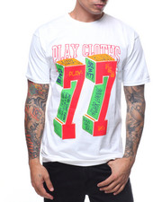Play Cloths - BLOCK 77 SS TEE