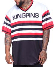 Buyers Picks - S/S Kingspin V-neck Tee (B&T)