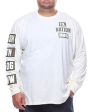 Shirts - L/S Graphic Tee (B&T)-2165859