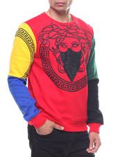 Pullover Sweatshirts - BIG SAVAGE CREWNECK SWEATSHIRT
