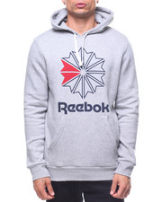 Reebok - REEBOK CLASSICS STAR HOODIE-2165687
