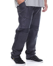 Jeans & Pants - Coated Utility Trim Jean (B&T)