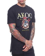 AKOO - BLACK ICE & BUNNIES TEE