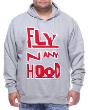 Born Fly - Any Hood Hoodie (B&T)