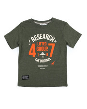 Tops - Original Research Tee (2T-4T)