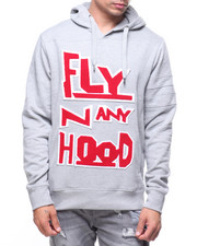 Born Fly - ANY HOOD HOODY