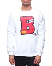 Pullover Sweatshirts - BIG B CREW SWEATSHIRT