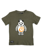 T-Shirts - LRG Panda Tee (2T-4T)