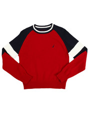 Nautica - Colorblock Sweater (8-20)