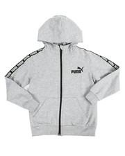 Puma - Full Zip Fleece Hoodie (8-20)-2163705