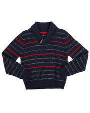 Nautica - Shawl Collar Sweater (8-20)
