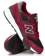 Sneakers - 597 Sedona Red Sneakers