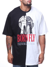 Born Fly - Montana Tee (B&T)