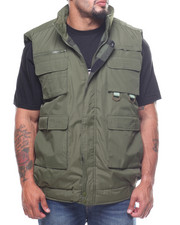 Outerwear - Multi-Pocket Vest (B&T)-2163792