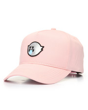 Pink Dolphin - Metallic Ghost Snapback Hat