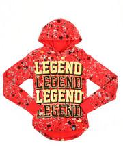 Boys - Legend Graphic Hoodie (8-20)