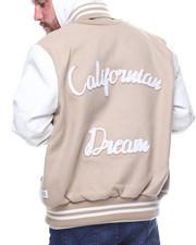 Global Movement Mens - Oversized Melton Jacket