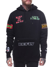 Born Fly - Menace Hoody