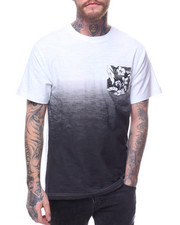 Buyers Picks - S/S OMBRE FLORAL POCKET TEE