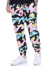 Pink Dolphin - NEW MULTI CAMO TRACKPANT