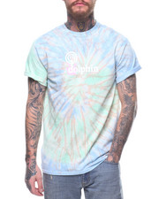 Pink Dolphin - DOLPHIN BOTANICAL TEE