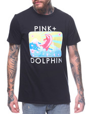 Pink Dolphin - BLOSSOM PORTRAIT TEE
