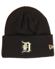NBA, MLB, NFL Gear - Detroit Tigers Beveled Cuffed Knit
