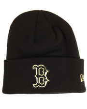 NBA, MLB, NFL Gear - Boston Red Sox Cuffed Knit Hat
